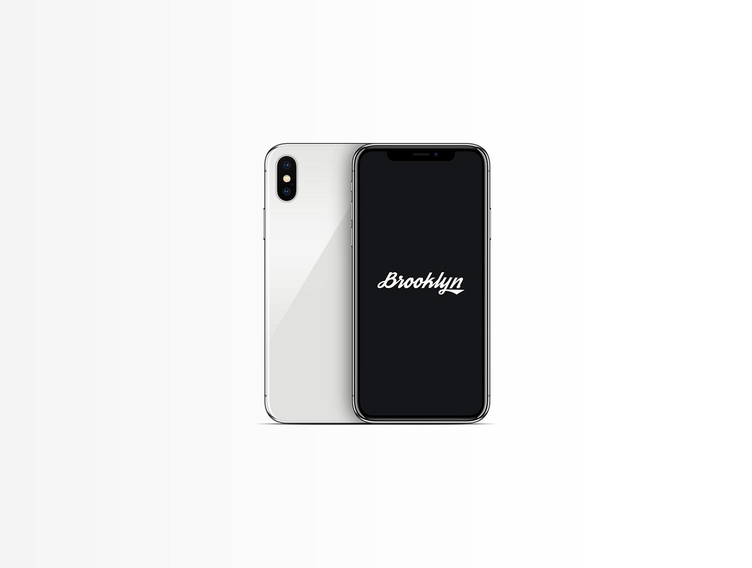 iPhone X Mockups